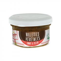 Senfas - Plantaardige Rillettes Tomaten & Selderij Bio 90g