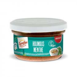 Senfas - Hummus Munt Bio 90g