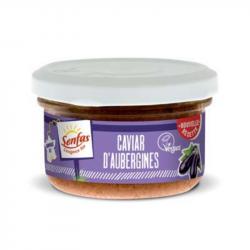 Senfas - Caviar d'Aubergines Bio 90g
