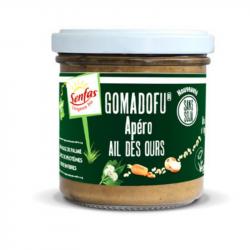 Senfas - Gomadofu met Berenknoflook Bio 140g