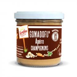 Senfas - Gomadofu aux Champignons Bio 140g