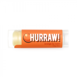 HURRAW! - Orange Lip Balm 4,3g