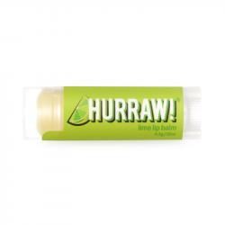 HURRAW! - Baume à Lèvres Citron Vert 4,3g