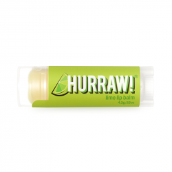 HURRAW! - Groene Citroen Lippenbalsem 4,3g