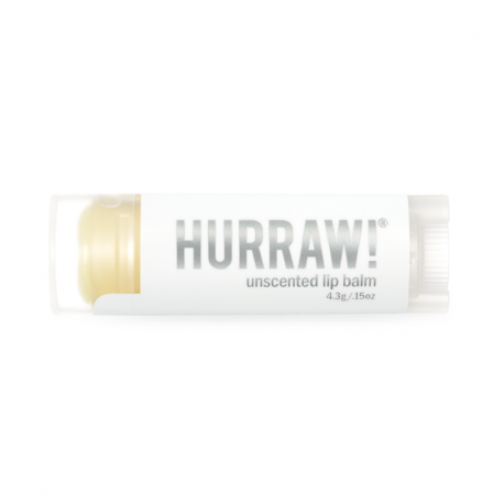 HURRAW! - Original Lip Balm 4,3g