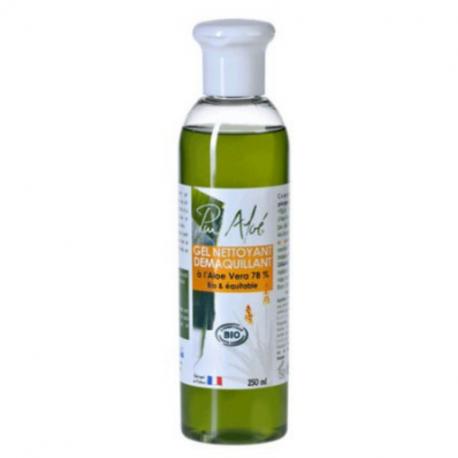 Pur Aloe - Gel Demaquillant à l'Aloe Vera 250ml