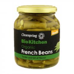 Clearspring - Haricots Verts Demeter BIO 350g