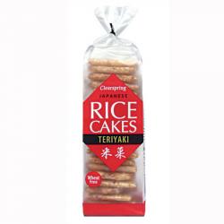 Clearspring - Rice Cake Teriyaki ORGANIC 150g