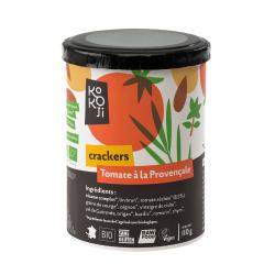 Kokoji - Crackers Tomate à la Provençale SANS GLUTEN 80g