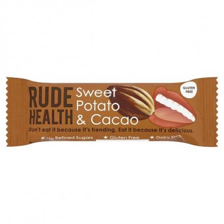 Rude Health - Cacao Bar 35g