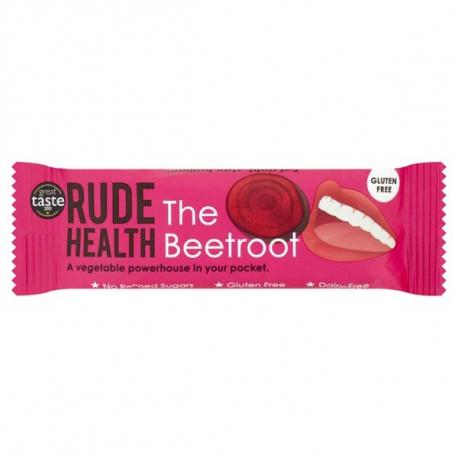 Rude Health - Beetroot Bar 35g