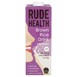 Rude Health - Bruin Rijst Drink 1L