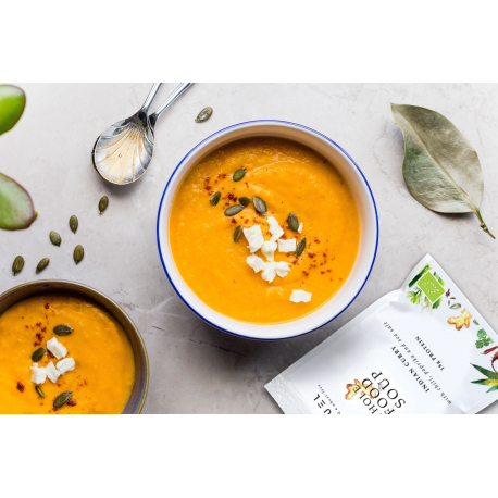 Mindfuel - Whole Food Indian Curry Soup 49g