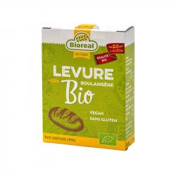 Bioreal - Dry yeast Gluten-free 5x9g