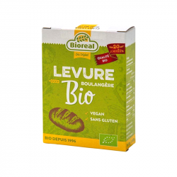 Bioreal - Droge gist Glutenvrije 5x9g