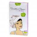 Ecru Bamboo Hair Towel
