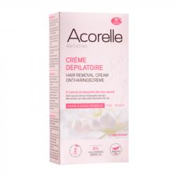 Acorelle - organisch ontharing gezicht en gevoelige gebieden 75ml