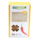Biobites - Crackers Indiens aux Graines de Lin BIO 4pcs