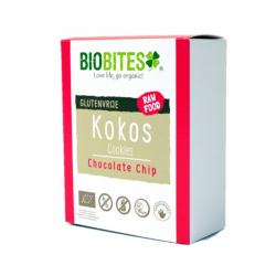 Biobites - Biscuits Noix de coco & Pépites de chocolat 65g
