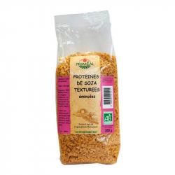 Primeal - Protéines de soja texturées émincées 200g Bio