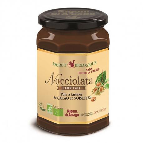 Nocciolata Pâte à Tartiner SANS LAIT Bio 700g