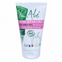 Pur Aloe - Crème Reparatrice à l'Aloe Vera 150ml