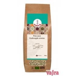 Vajra - Organic Dry Peas 500 Gr