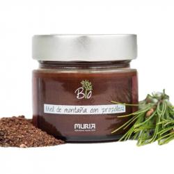 MURIA - Biologische Propolis Berg Honing 250g