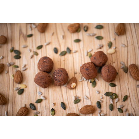 One Ball Food - ONE BALL COCOA DATES 50g / 5 balls