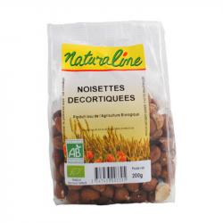 Naturaline - NOISETTES DECORTIQUEES bio 200g