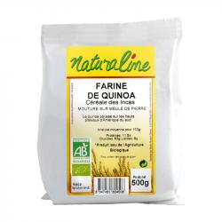 Naturaline - FARINE DE QUINOA COMPLETE BIO 500g