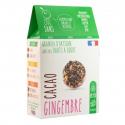 Cocoa Ginger Granola Organic 300g