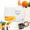 Box DIY melting cream shea butter citrus Organic