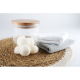 Coscoon - Box diy effervescent bath balls organic: perfume nordic spa