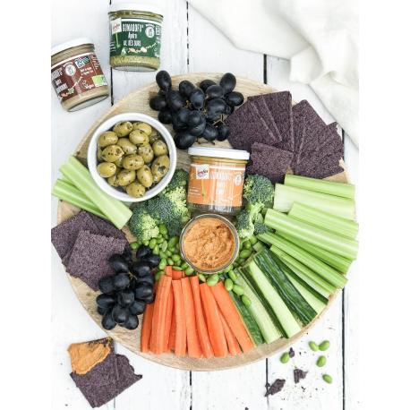 Senfas - Organic Curry Gomadofu 140g