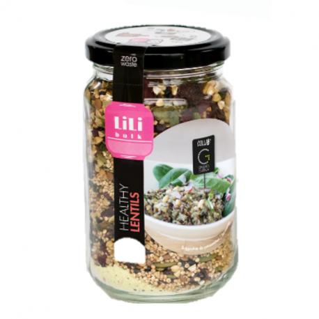 Lili Bulk - Healthy Lentils - Cooking Mix Organic 230g