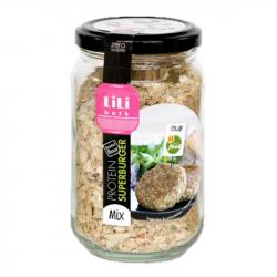 Lili Bulk - Protein SuperBurger - Mix Repas à Cuisiner 180g