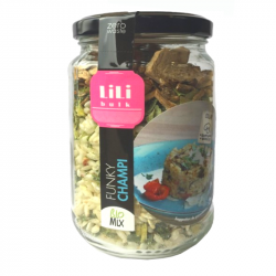 Lili Bulk - Funky Champi - Cooking Mix Organic 205g