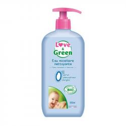 Love&Green - Eau nettoyante 500 ml