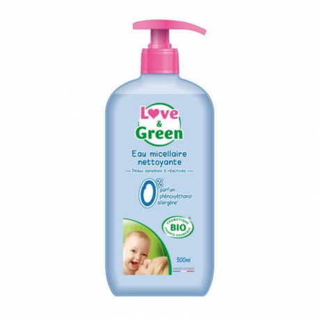 Love&Green - Water Cleansing 500 ml