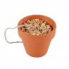 Radis & Capucine - Coffret DIY Je fais mes pots de graines pour oiseaux