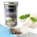 Jar DIY Mozzarella cheese Organic